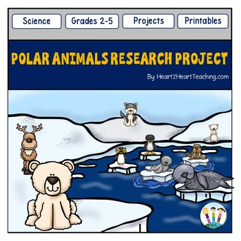 Polar Animals Research Project & Rubric