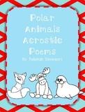 Polar Animals - Acrostic Poems