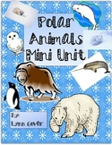 Polar Animals / Arctic Animals Writing for Research Pack
