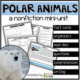 Arctic Antarctic Polar Animals Nonfiction Reading