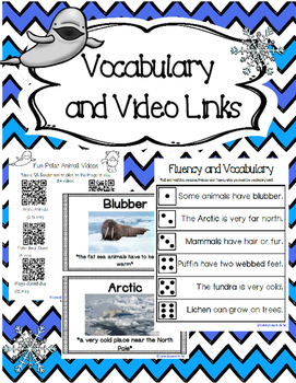 Polar Animals Close Reading
