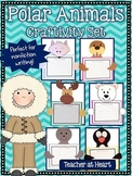 Arctic Animals Craftivity Set