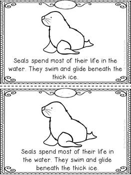 Polar Animals Emergent Reader