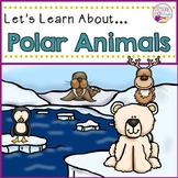 Polar Animals Emergent Reader