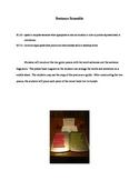 Polar Animals Literacy Center: Sentence Scramble