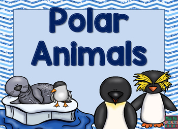 Polar Animals Non-fiction Readers