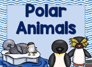 Polar Animals Non-fiction Readers