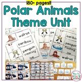 Polar Animals: Special Ed Thematic Unit