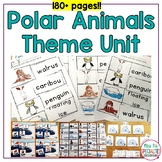 Polar Animals Special Ed Thematic Unit (Autism and Special Education Theme Unit)