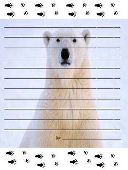 Polar Animals Thematic Unit