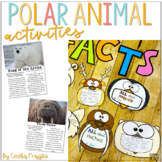 Polar Animals Writing and Reading