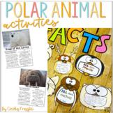 Polar Animals Writing and Reading