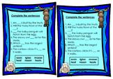 Polar Animals /oo/ as in food workcard