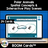 Polar Arctic Animal Spatial Concepts and Interactive Play