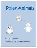 Polar / Arctic Animals Unit: Literacy & Math Activities