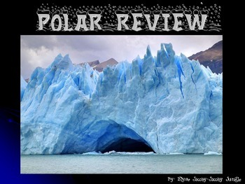 Polar Arctic Antarctic Review PowerPoint