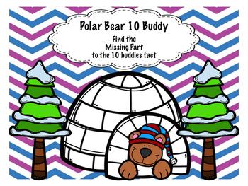 Polar Bear 10 Buddy