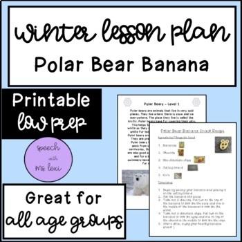 Polar Bear Lesson Plan