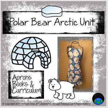 Polar Bear Arctic Unit (Literacy and Math Activities)