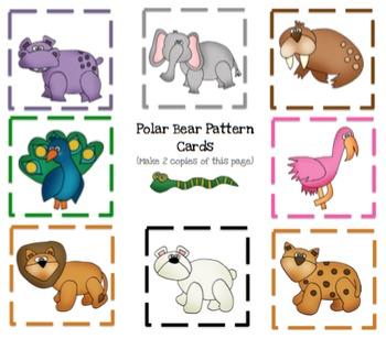 Polar Bear Book Unit