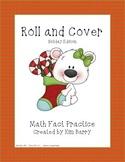 Roll and Cover - Christmas Polar Bear
