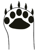 Polar Bear Paw Science Craft