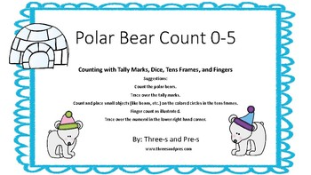 Polar Bear Count 0-5