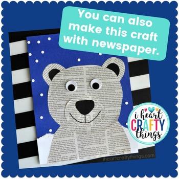 Polar Bear Craft Activity