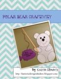 Polar Bear Craft {Polar Unit}