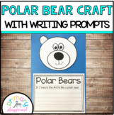 Polar Bear Craft With Writing Prompts/Pages