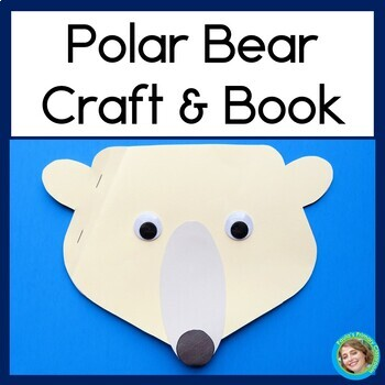 Polar Bear Craft and Non-Fiction Guided Reading Book