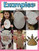 Polar Bear Craft with Informative Writing Book [or Brown Bear]