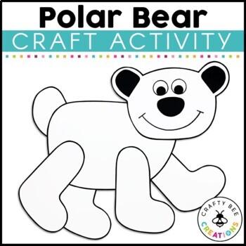 Polar Bear Cut and Paste