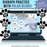 Polar Bear Digraph Activity for SH CH WH TH PH