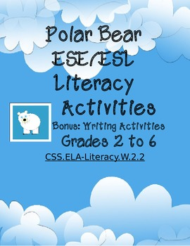 Common Core ELA Expository ESE Reading and Writing