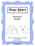 Polar Bear- Emergent Reader
