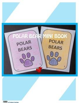 Polar Bear Fact Craft
