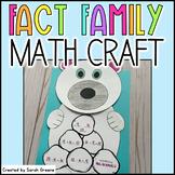 Polar Bear Fact Families (craft, center & more)