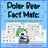 Polar Bear Fact Mats: A Hands-On Related Facts Activity