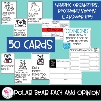 Polar Bear Fact and Opinion