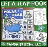 Polar Bear Fishing! An interactive & adaptive book