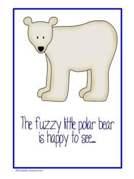 Polar Bear Fun for Literacy and Math Centers
