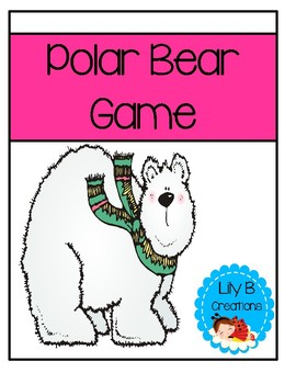 Polar Bear Game (Hide And Seek)
