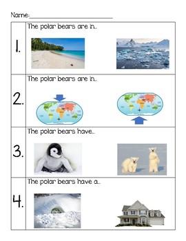 Polar Bear Habitat Match