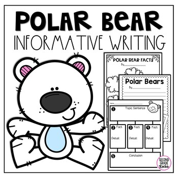 Polar Bear Informative Writing
