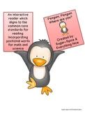 Penguin Interactive/Emergent Reader Positional Words