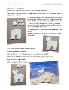 Polar Bears: Native American Art and Math