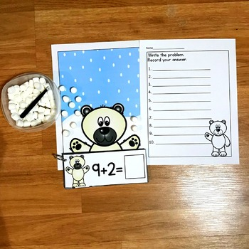 Polar Bear Math Activities