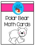Polar Bear Math Cards