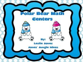 Polar Bear Math Centers